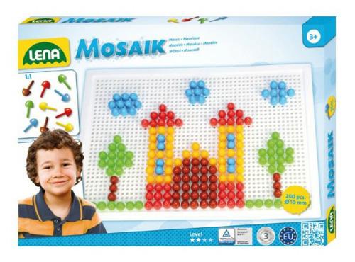 Dětská mozaika LENA 200ks