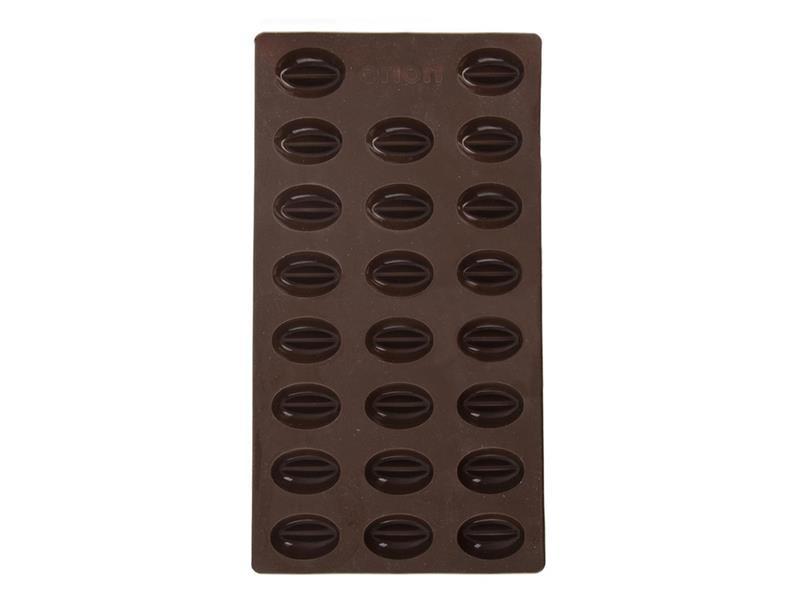 Forma ORION Kávová zrna silikon hnědá