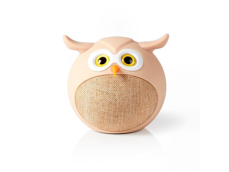 Reproduktor Bluetooth NEDIS SPBT4100BG OLLY OWL
