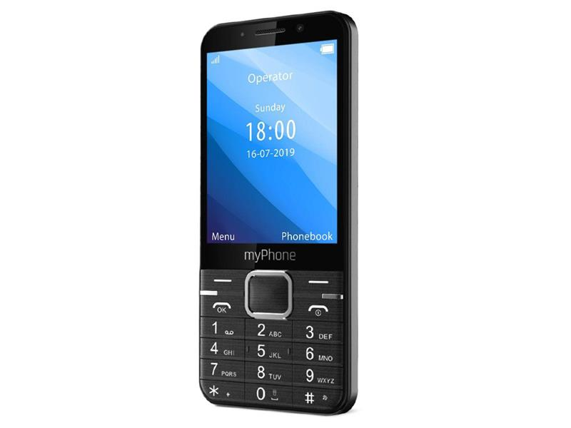 Telefon MYPHONE UP BLACK