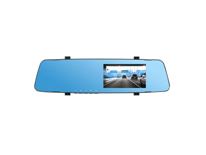 Kamera do auta PEIYING PY-DVR030 s couvací kamerou