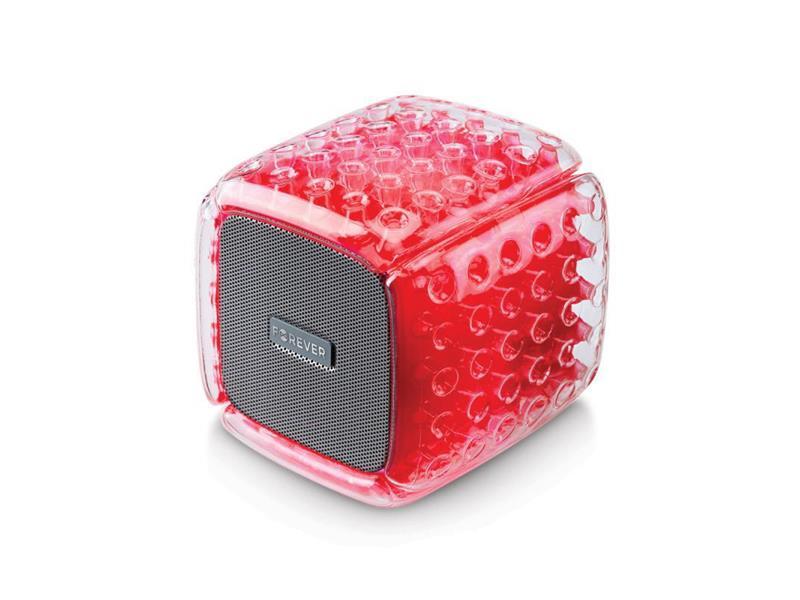 Reproduktor Bluetooth FOREVER BUMPAIR BS-700 RED