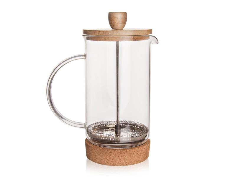 Konvice na čaj ORION Kafetier Cork 0,75l