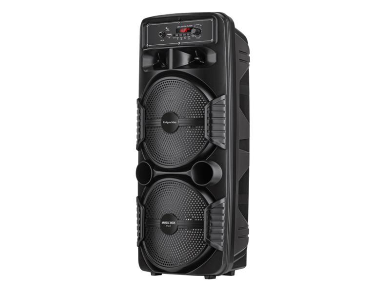 Reproduktor Bluetooth KRUGER & MATZ Music Box Maxi KM0557