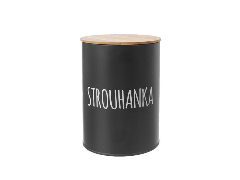Dóza ORION BLACK Strouhanka