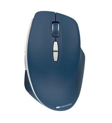Myš bezdrátová CANYON MW-21BL BLUE