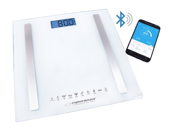 Váha osobní ESPERANZA Fitness EBS016W