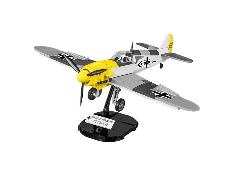 Stavebnice COBI 5715 II WW Messerschmitt BF 109
