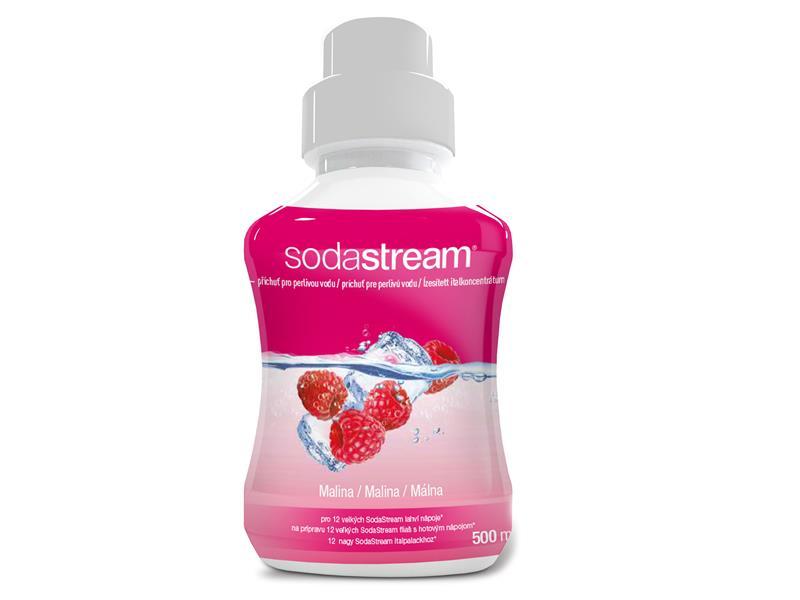 Sirup SodaStream 500ml Malina