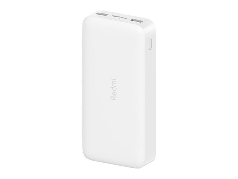 PowerBank XIAOMI Redmi 18W Fast Charge White 20000mAh