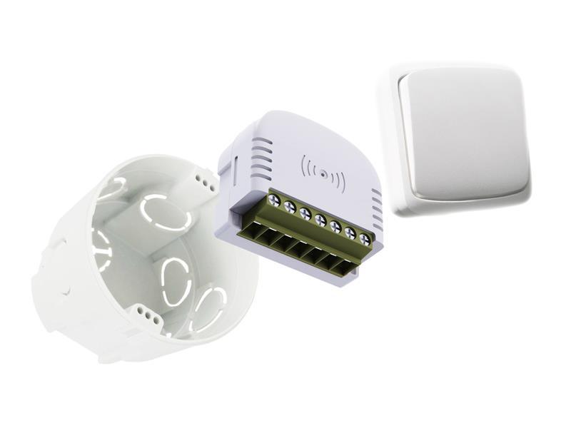 Smart kontroler IMMAX NEO v2 Zigbee 3.0 07503L