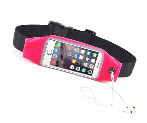 """Pouzdro na mobil 6.2"""" FOREVER PINK"""