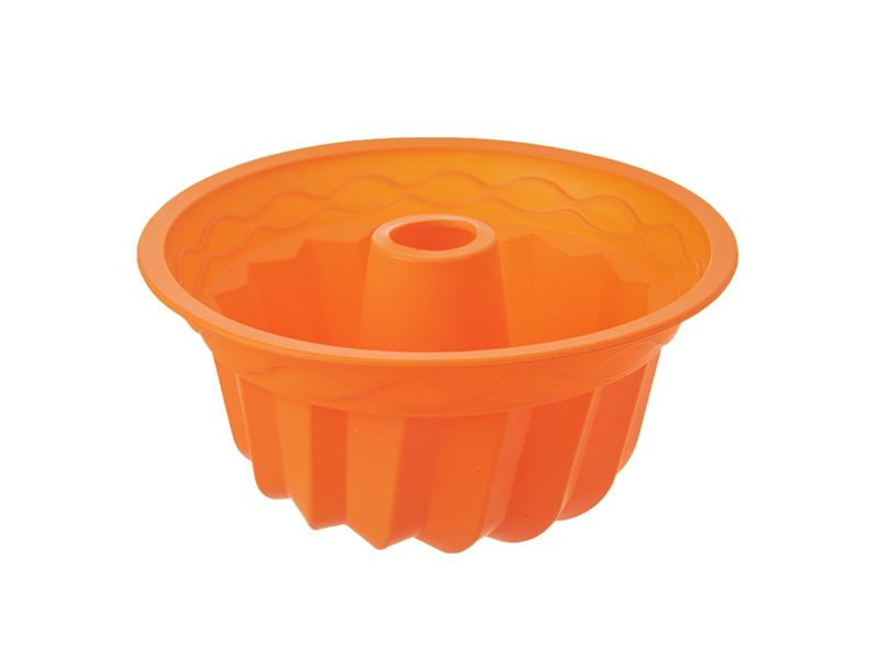 Forma ORION Bábovka 23,5cm oranžová