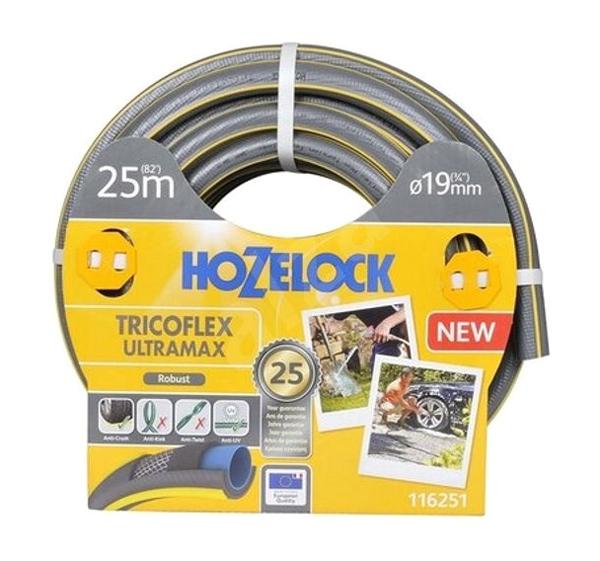 Hadice zahradní HOZELOCK Tricoflex Ultramax 25m/19mm 116251