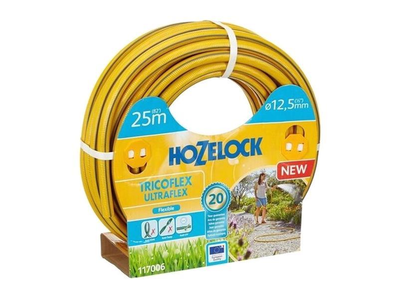 Hadice zahradní HOZELOCK Tricoflex Ultraflex 25m/12.5mm 117006