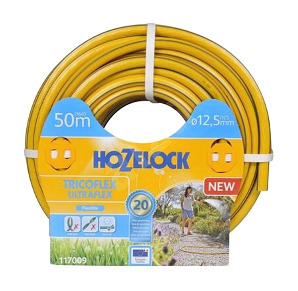 Hadice zahradní HOZELOCK Tricoflex Ultraflex 50m/12.5mm 117009