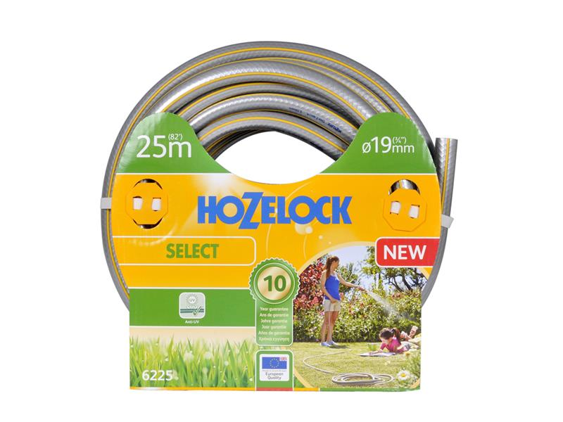 Hadice zahradní HOZELOCK Select Hose 25m/19mm 6225P0000