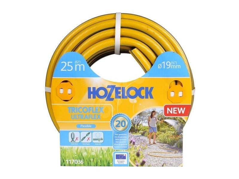 Hadice zahradní HOZELOCK Tricoflex Ultraflex 25m/19mm 117036