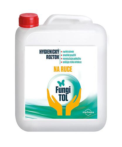 Hygienický roztok na ruce STACHEMA FungiTOL 5L