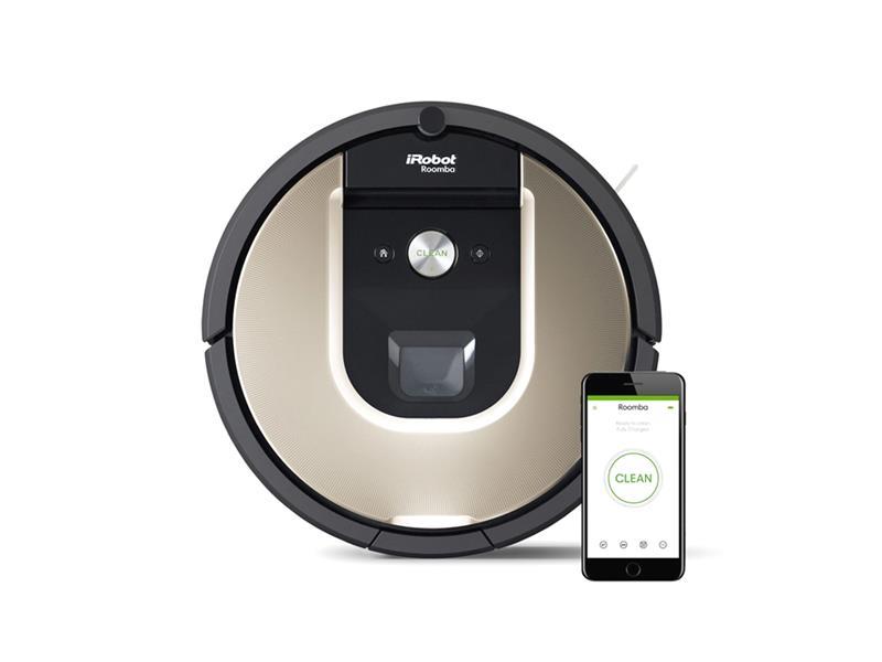 Vysavač robotický iROBOT Roomba 976