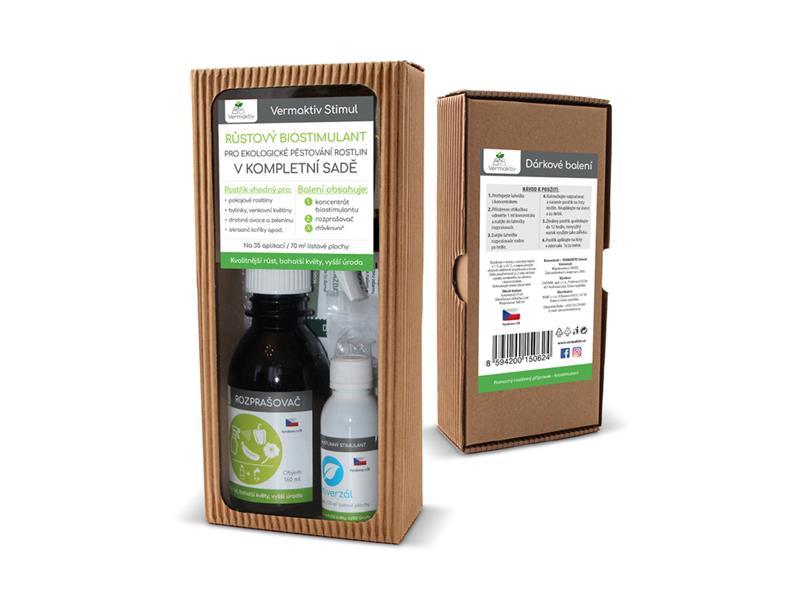 Hnojivo kapalné VERMAKTIV Stimul Komplet 35 ml