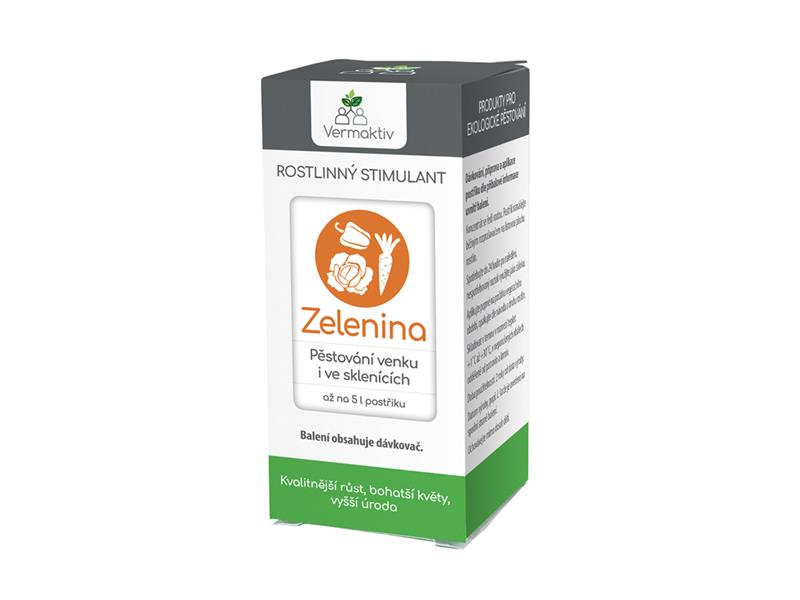 Hnojivo kapalné VERMAKTIV Stimul Zelenina 35 ml