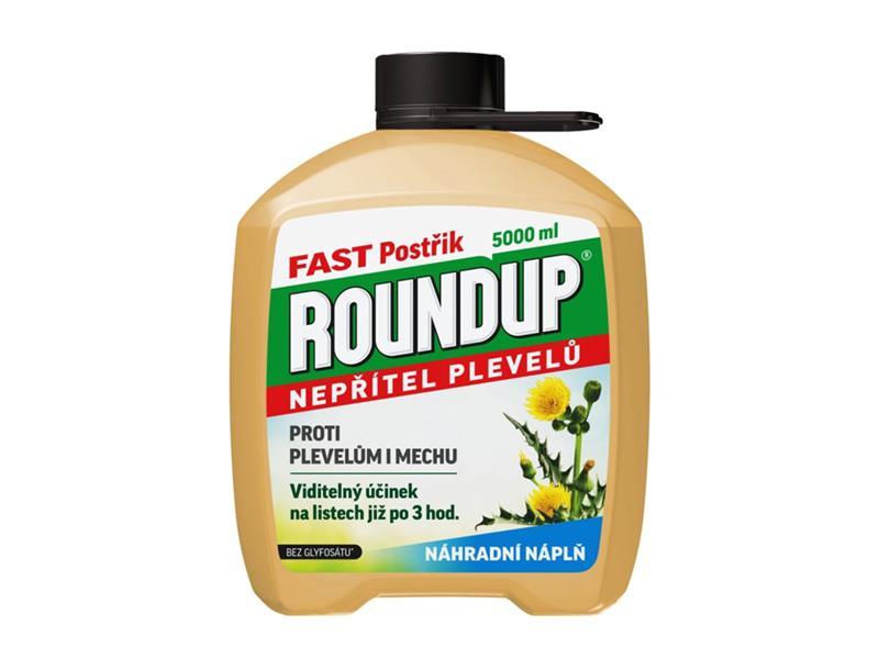 Náhradní náplň ROUNDUP Fast 5L