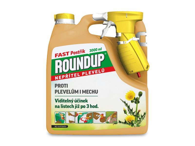 ROUNDUP Fast 3L