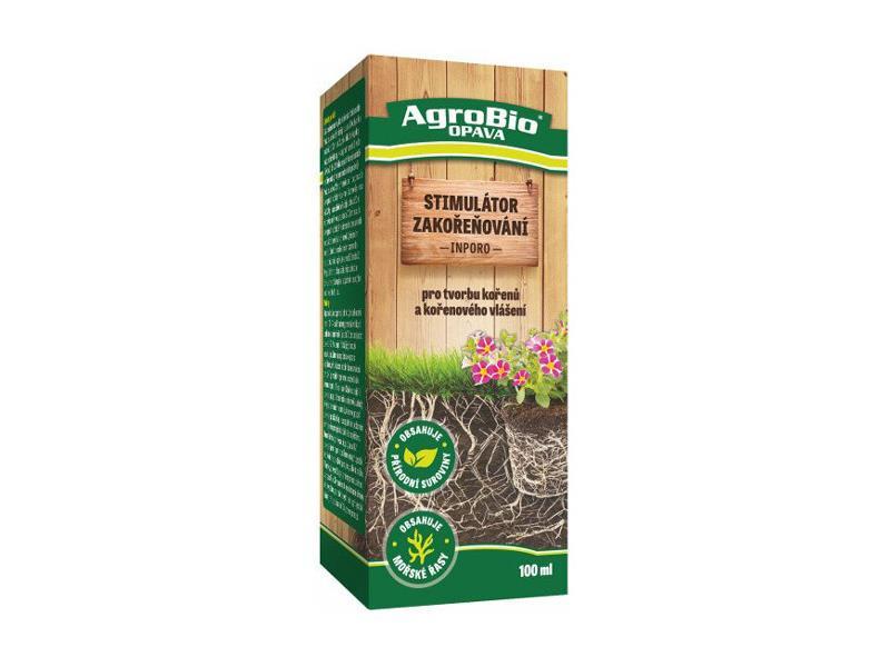 Stimulátor zakořeňování AgroBio Inporo 100 ml