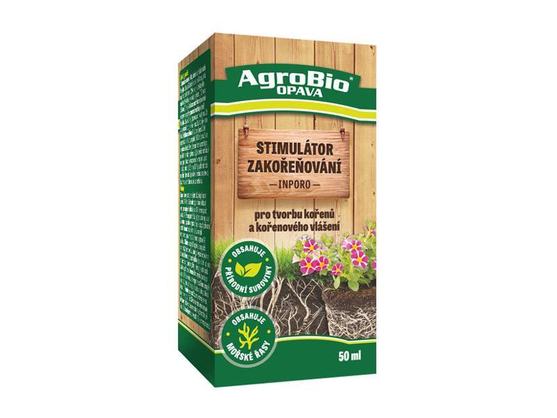 Stimulátor zakořeňování AgroBio Inporo 50 ml