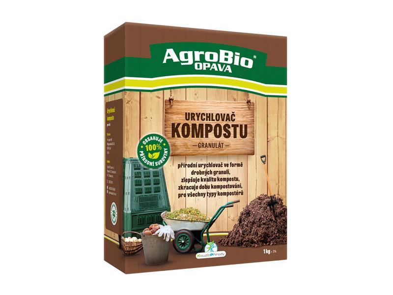 Urychlovač kompostu AgroBio 1kg
