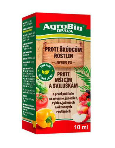 Přípravek proti mšicím a sviluškám AgroBio Inporo PS 100 ml