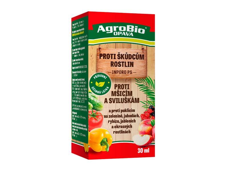 Přípravek proti mšicím a sviluškám AgroBio Inporo PS 30 ml