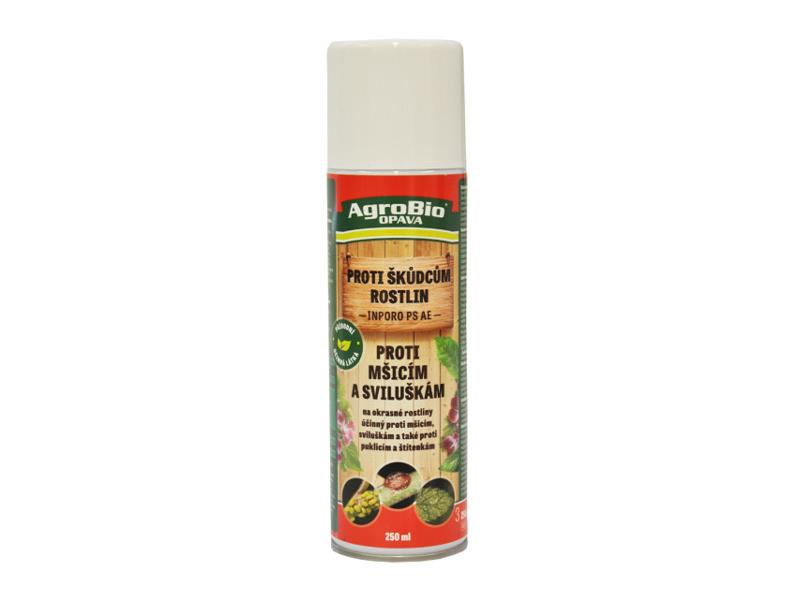 Přípravek proti mšicím a sviluškám AgroBio Inporo PS 250 ml