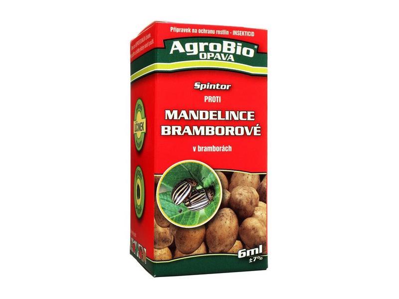 Přípravek proti mandelince bramborové AgroBio SpinTor 6 ml