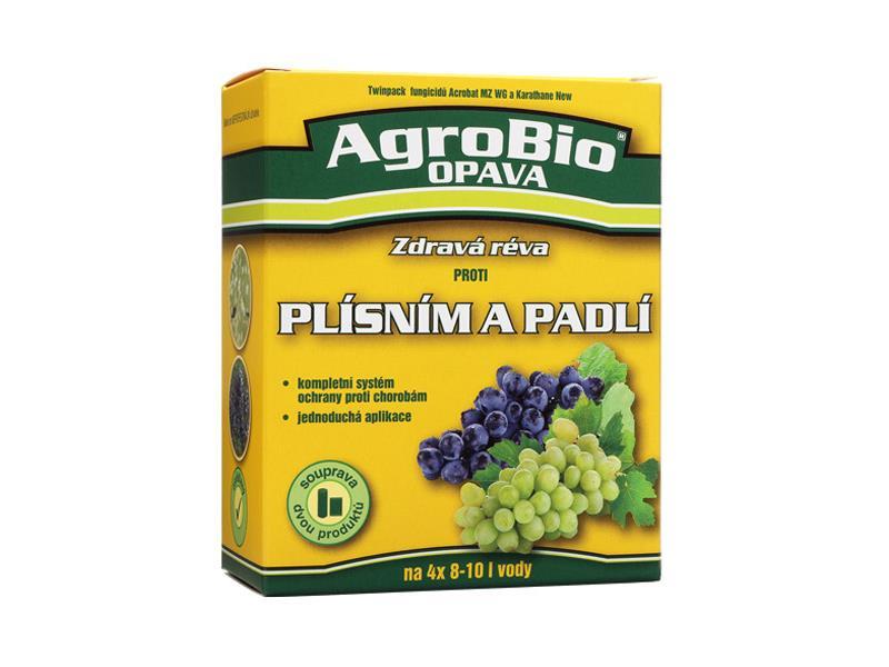 Přípravek pro odolnost révy AgroBio Zdravá réva