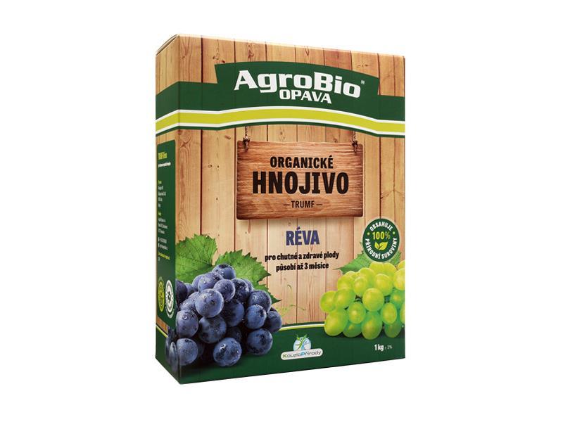Hnojivo organické AgroBio Trumf Réva 1kg