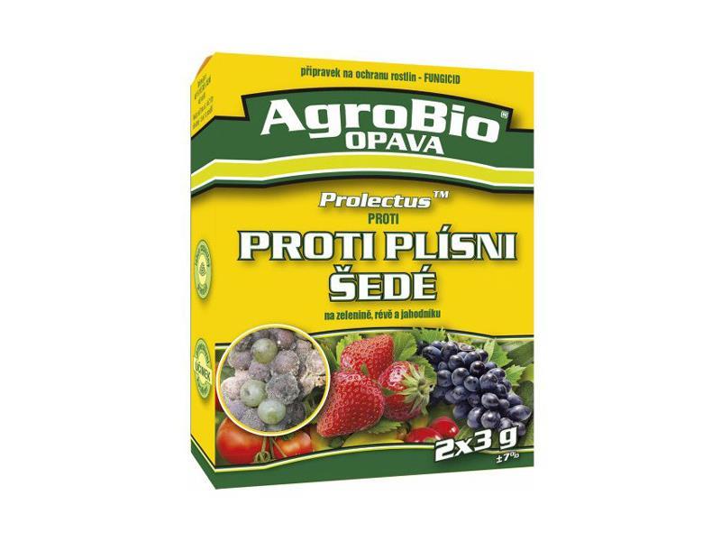 Přípravek proti plísni šedé AgroBio Prolectus 2x3g