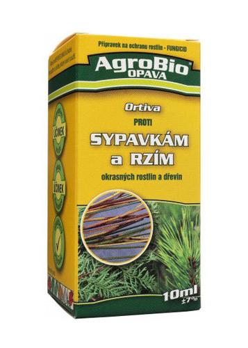 Přípravek proti sypavkám a rzím AgroBio Ortiva 10 ml