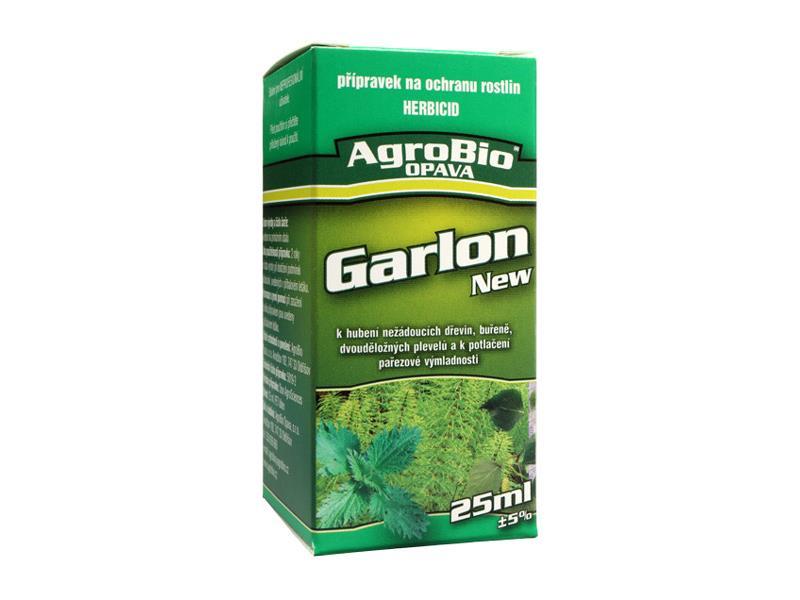 Přípravek k hubení dřevin, buřeně a dvouděložných plevelů AgroBio Garlon 25 ml