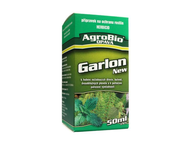 Přípravek k hubení dřevin, buřeně a dvouděložných plevelů AgroBio Garlon 50 ml