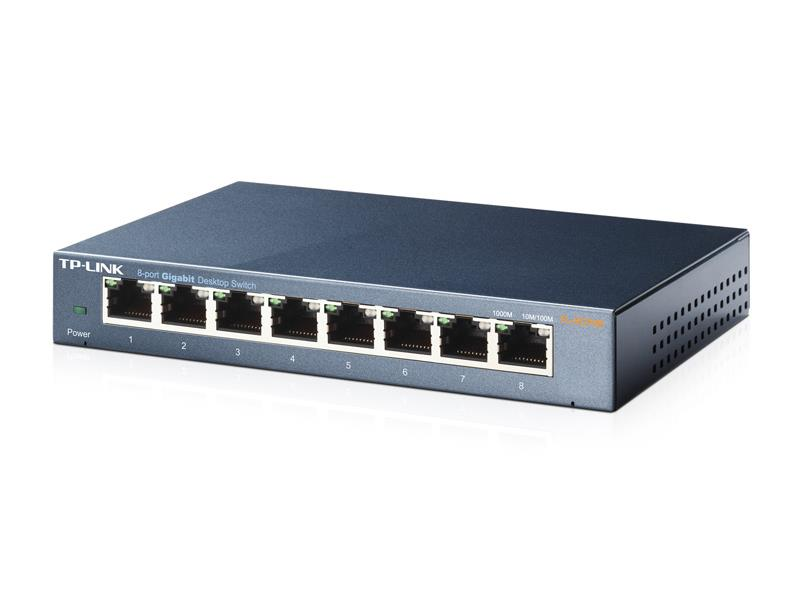 Switch TP-LINK TL-SG108