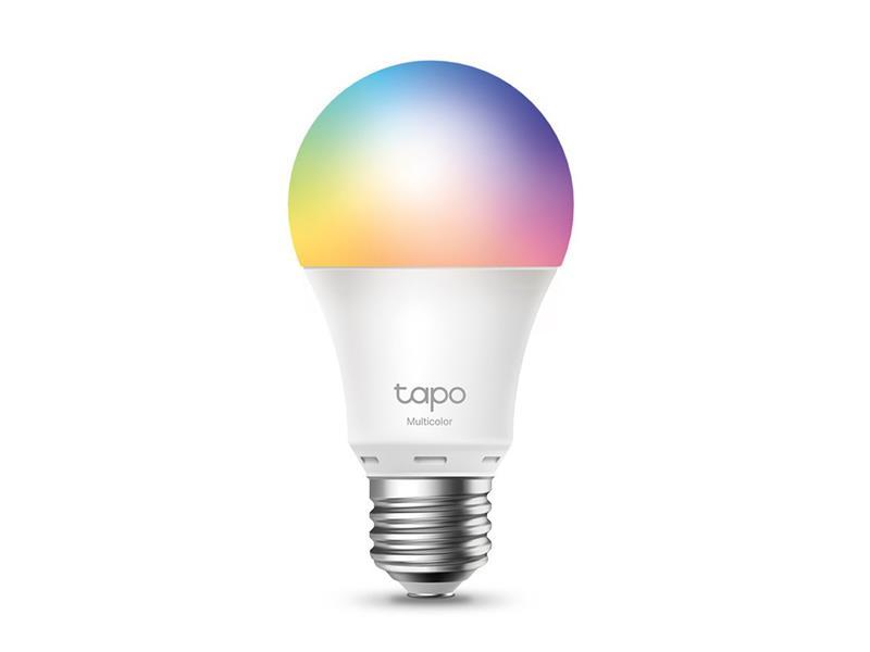 Smart žárovka LED E27 8.7W RGBW TP-LINK Tapo L530E