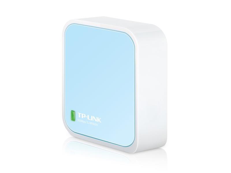 Router TP-LINK TL-WR802N