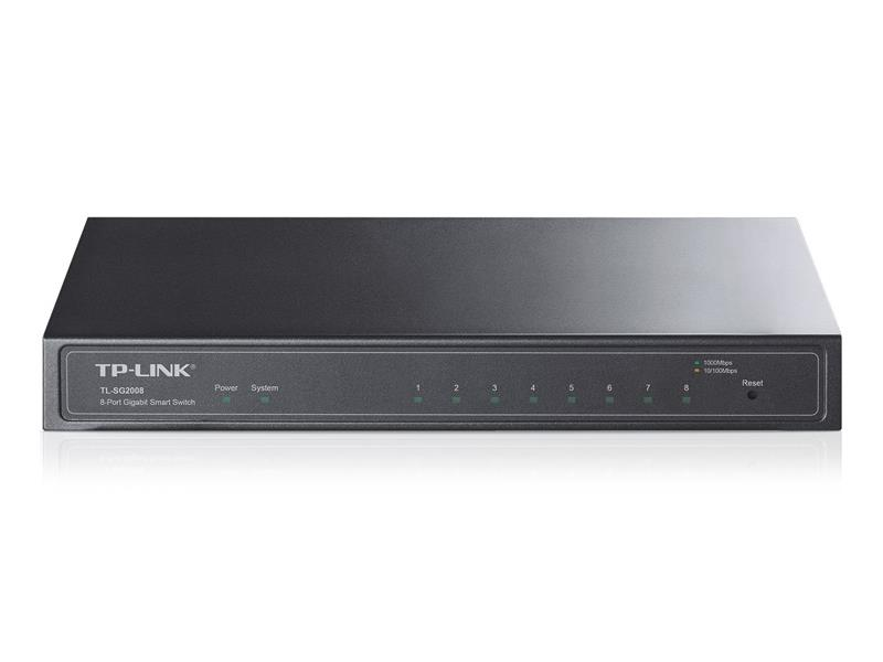 Switch TP-LINK TL-SG2008