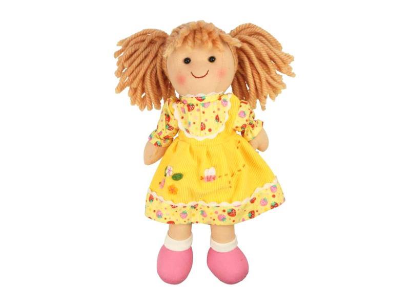 Panenka BIGJIGS TOYS Daisy 28 cm