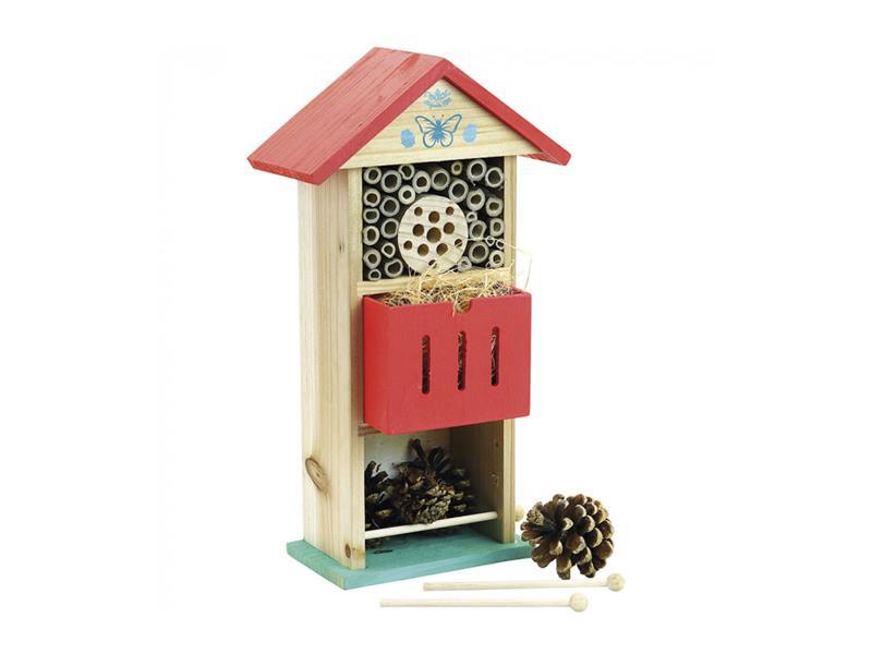 Dětský hmyzí hotel VILAC dřevěný
