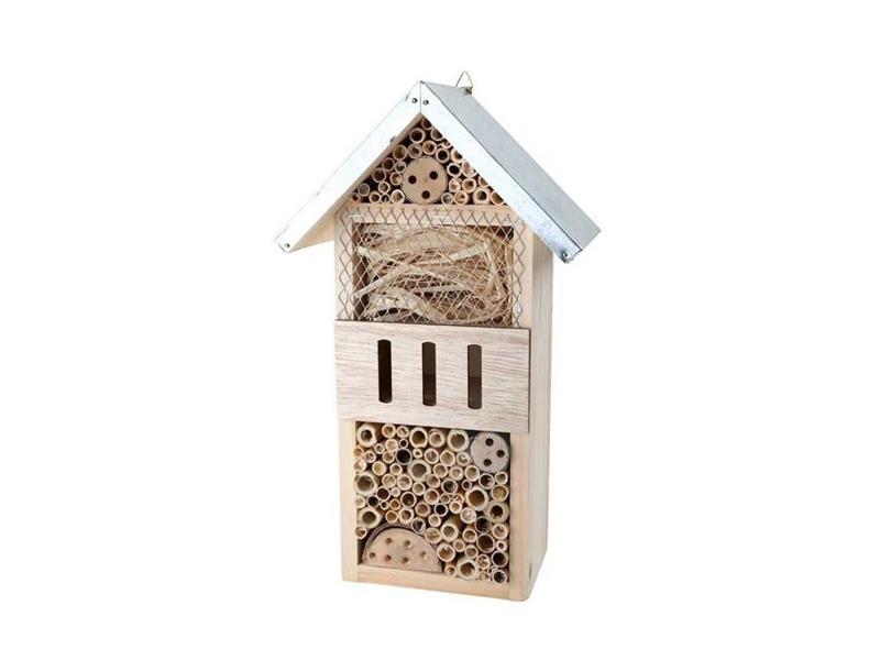 Dětský hmyzí hotel SMALL FOOT City dřevěný
