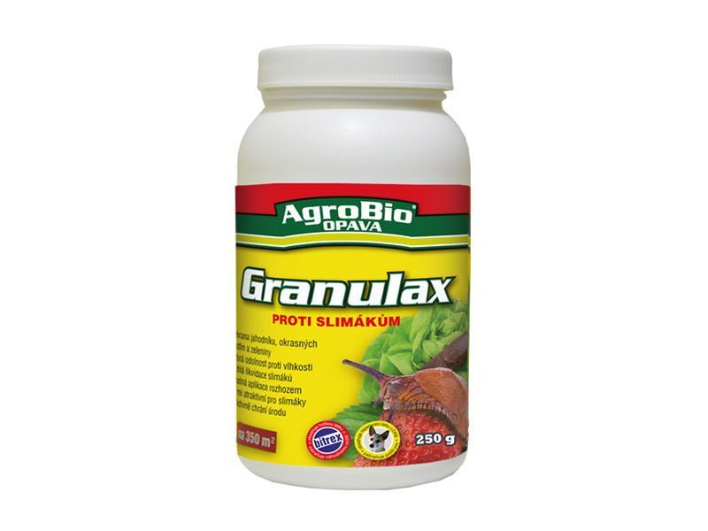 Přípravek proti slimákům AgroBio Granulax 250g