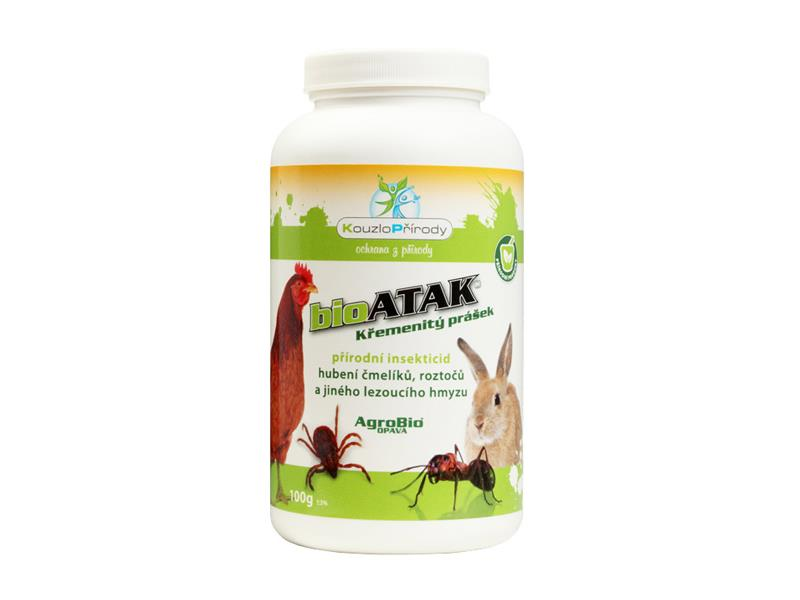 Přípravek proti mravencům a čmelíkům AgroBio Atak 100g